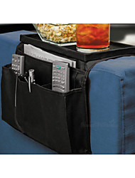 Foldable 6-pocketr Oganizer Storage Bag Fit for Couch or Chair Armrest