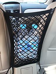 sac multi-fonctionnelle siège d'auto chaîne, pochette de téléphone de voiture, boîte de rangement intérieur