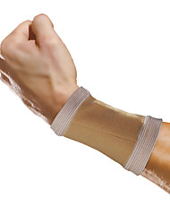 Ollas Outdoor Activities Skin Color Nylon Unisex Double-color Breathable Elastic Cotton Wrist/Hands Protective Gear