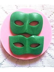 moules de cuisson masque de cuisson en silicone pour fondant bonbons gâteau au chocolat