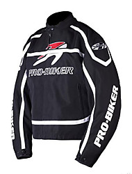 PRO-BIKER Professional Polyester Motorcycle Riding Race Jacket