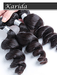 3 pcs/Lot Wholesale Loose Wave Peruvian Hair Weaving, Wholesale Virgin Peruvian Hair