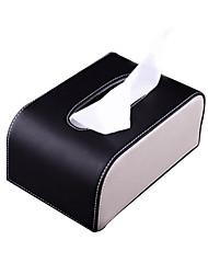 style européen royale élégant pour PU voiture de papier couvre serviettes dans la boîte de tissu de ménage coeur