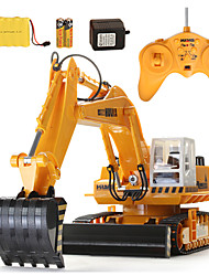 Excavator ExcavatorRemote Control Car remote Control ElectricToy For Children Cart Soil Rngineering Vehicle