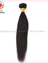 5A LXBD 2015 Hot Sale Natural Colour Straight Virgin Malaysian Hair Weave
