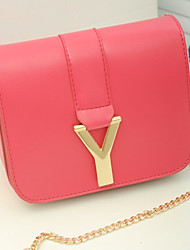 Women Casual PU  Crossbody & Messenger