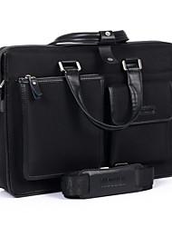 benybeno hombres oficina paquete informático bolso de mano maletín bussiness formal negro