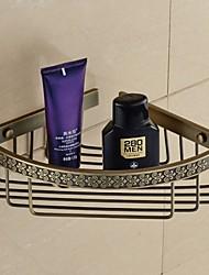 Cestos de Ducha/Gadgets de baño Retro - Montura de Pared