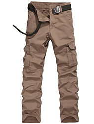 More than 2015 of men's pants pocket loose trousers Korean fashion outdoor sports men's trousers