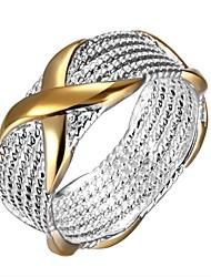 Ringe Alltag Schmuck versilbert Ring 1 Stück,6 7 9 Silber