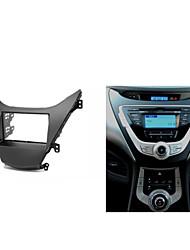 autoradio cd fascia pour Hyundai Elantra Avante stéréo installer trousse de garniture