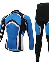 Jerseyes/Medias ( Como en la foto ) - Transpirable/Resistente a los UV/Listo para vestir/Capilaridad/Almohadilla 3D/Bolsillo trasero - de