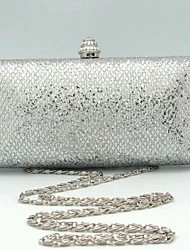 Ladies Fashion Small Shining Clutch And Evening Bags