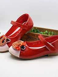 Mocasines ( Rosa / Rojo ) - Comfort - Semicuero