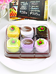 More Loves Cake Towel Box