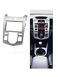 Car Radio Fascia for KIA Cerato Forte Naza Forte (Auto Air-Conditioning)