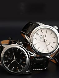 C&X Business Men'S Really Belt Quartz Watch