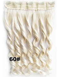 Clip Hair Synthetic Hair Extension