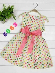 Kid's Cute Dresses (Chiffon/Cotton)
