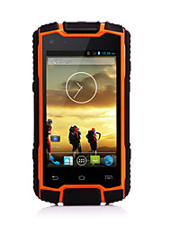Smartphone 3G ( 4.0 , Quad Core DG1Plus( water/dust/shock-proof/walkie-talkie/quad core/android 4.4/2800mAh/Dual camera)) - con