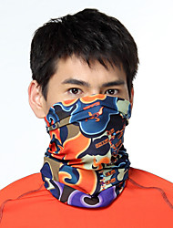 Outdoor Sports Riding  Magic Map Scarf Collar Men or Women Hat Mask Hair Band Tibet line