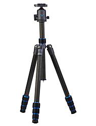 nest®nt-6264ck путешествия чистого углеродного волокна DSLR цифровая камера штатив