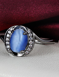 Party/Daily Elegant Vintage Opal Statement Rings 1pc