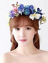 Sweety Bloom bridal/Beach Honeymoom/Party Head Flowers/Headpieces/Garland