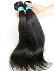 """Pc 1 lotto 8 """"-24"""" peruviano capelli vergini di colore naturale dei capelli umani diritto capelli vergini"""