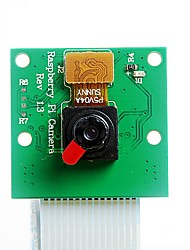 5.0mp placa de la cámara lente ov5647 para pi frambuesa a / b / b +