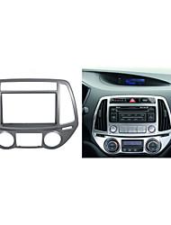 Car Radio Fascia for HYUNDAI i-20 2012+ Stereo DVD CD Dash Facia Panel Trim Kit