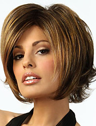 European Style Popular Hair Wigs Hair Wave Synthetic Hair Wigs