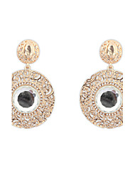 Earrings Jewelry Euramerican Fashion Personalized Gem Alloy Jewelry Jewelry For Wedding Special Occasion 1 Pair