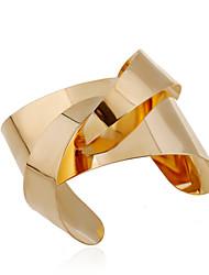 Bracelet Manchettes Bracelets Alliage Infini Style Punk Anniversaire / Soirée / Quotidien Bijoux Cadeau Doré / Argent,1pc