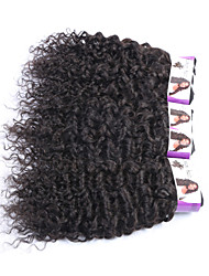"""3Pcs/Lot+10""""-30""""+Indian(Italian)Virgin Remy Hair+ color(natural color)+ kinky curly"""