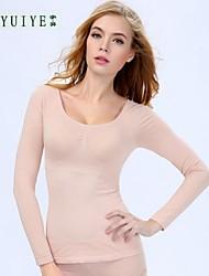 YUIYE® Hot Sale Women Modals Shapers Perfect Posture Abea Superplastic Shapewear with Push-Up Padded
