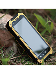 Outdoor IP67 Waterproof Rugged Smart Phone Android4.4.2 OS 4.3 Inch MTK6582 Quad Core 3G GPS NFC Rugged Cellphones