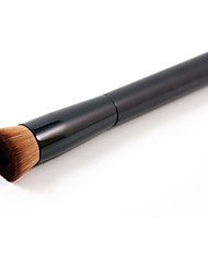 M0245 1PCS Professional Soft Perfecting Face Brush Foundation Brush Blend Flat Concave Makeup Tool