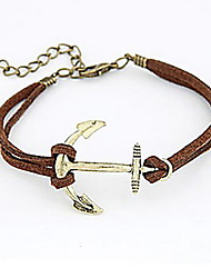 Personality Anchor Bracelet