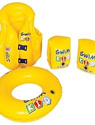 dispositivo de flutuação para instrução de natação, natação braçadeiras b; nadar colete b; nadar anel b.