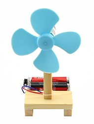 DIY Educational Assembly Electric Fan Kit  Toys