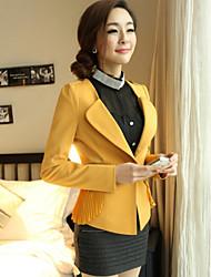 Women's Work Medium Long Sleeve Short Blazer