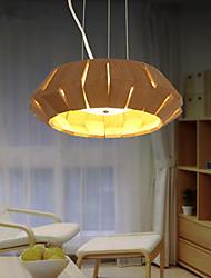 Lampadari - Rustico - DI Legno/bambù - LED/Lampadine incluse