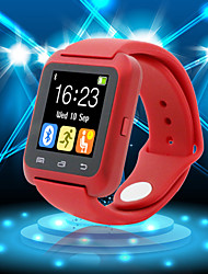 BSW New U8 Wearable Smart Watch ,  Hands-Free Calls/Water Clock/Camera Control /Activity Tracker for Android & iOS