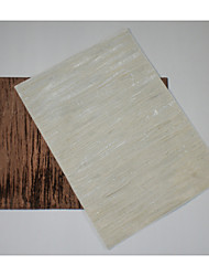 Velvet Placemat Coffee (Ivory) Color Placemat