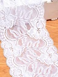 Decoración de la boda única/Ornamentaciones de Boda ( Blanco , Encaje ) - Tema Clásico