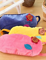 Lovely Butterfly Pattern Fleece Anti-Dust Winter Thermal Adult Respirator Face Masks Health Gauze Mask (Random Color)