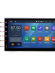 DVD Player Automotivo - 2 Din - 1024 x 768 - 7 Polegadas