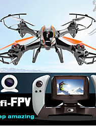 UDI r / c 818s rc quadcopter met HD-camera en FPV real-time transmissie 360 ​​flip, 4ch 6axis rc drone
