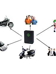 posição GPRS rastreador de mini-rastreamento a8, GSM / GPRS / GPS track tanto através de pc&app smartphone, para crianças / animal de